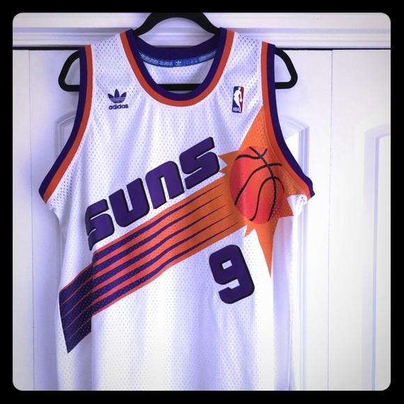 promo code 225a8 51cd4 Phoenix Suns Dan Majerle Hardwood Classics Jersey